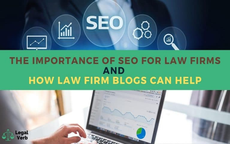 The importance of SEO for law firms and how law firm blogs can help 1
